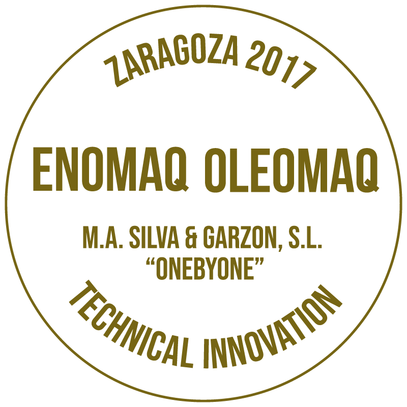 Selo do Enomaq Technical Innovation