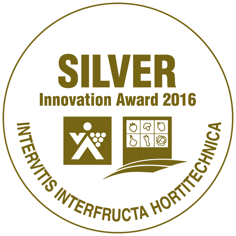 Selo do Intervitis Innovation Award